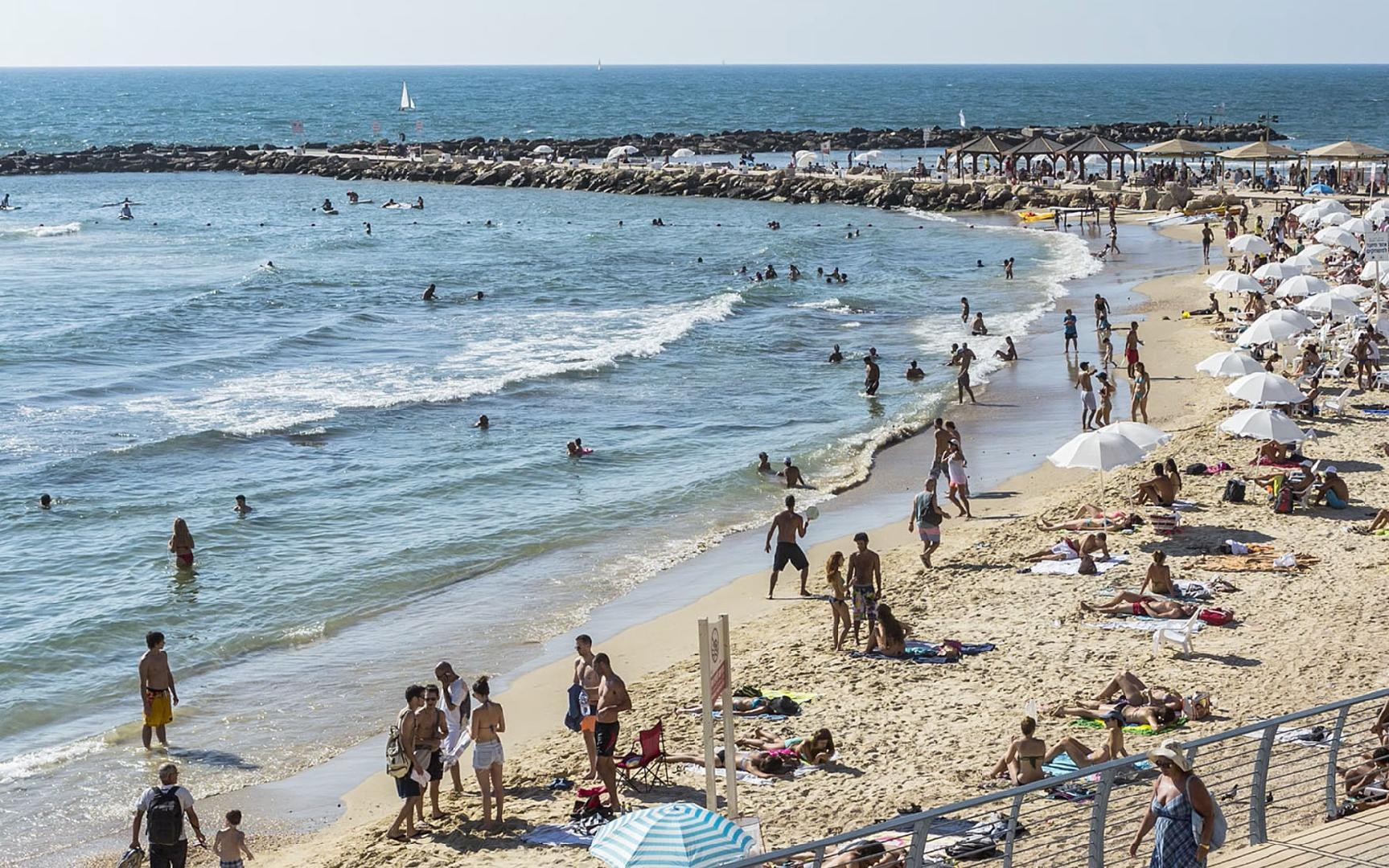 VIDEO: Five Things to Do in Tel Aviv