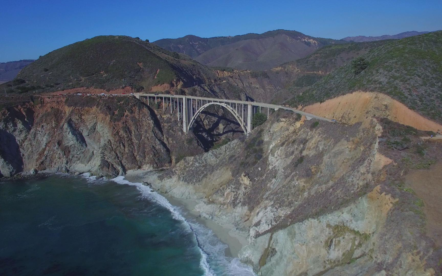 Take a road trip on the Best Coast