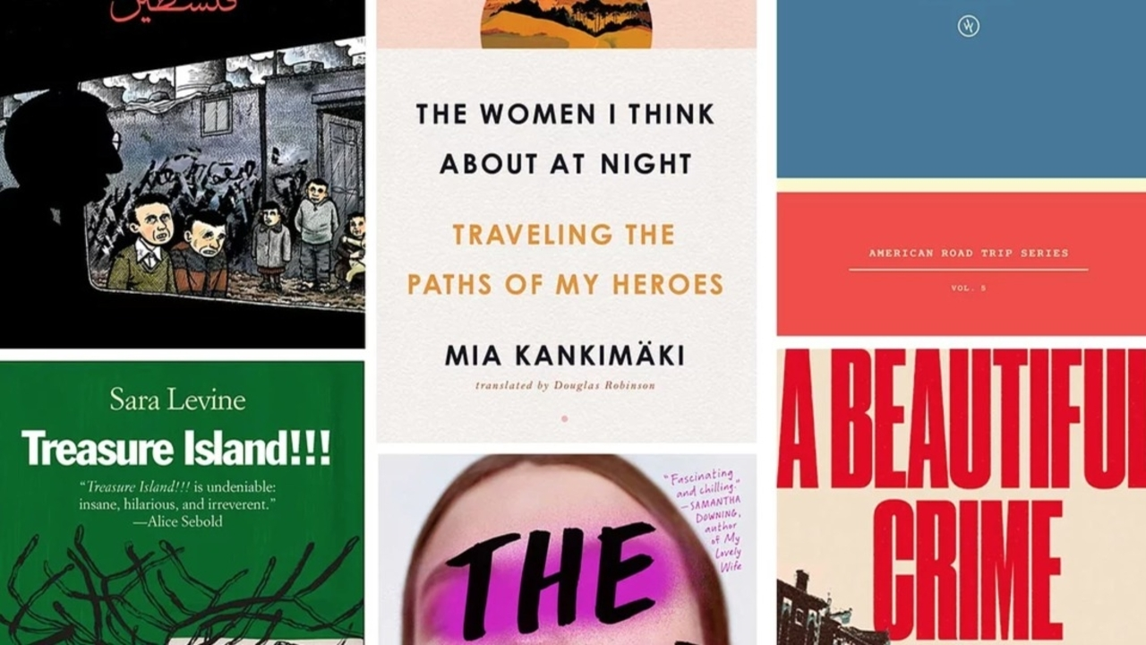 8 Books Travel + Leisure Editors Are Reading Right Now