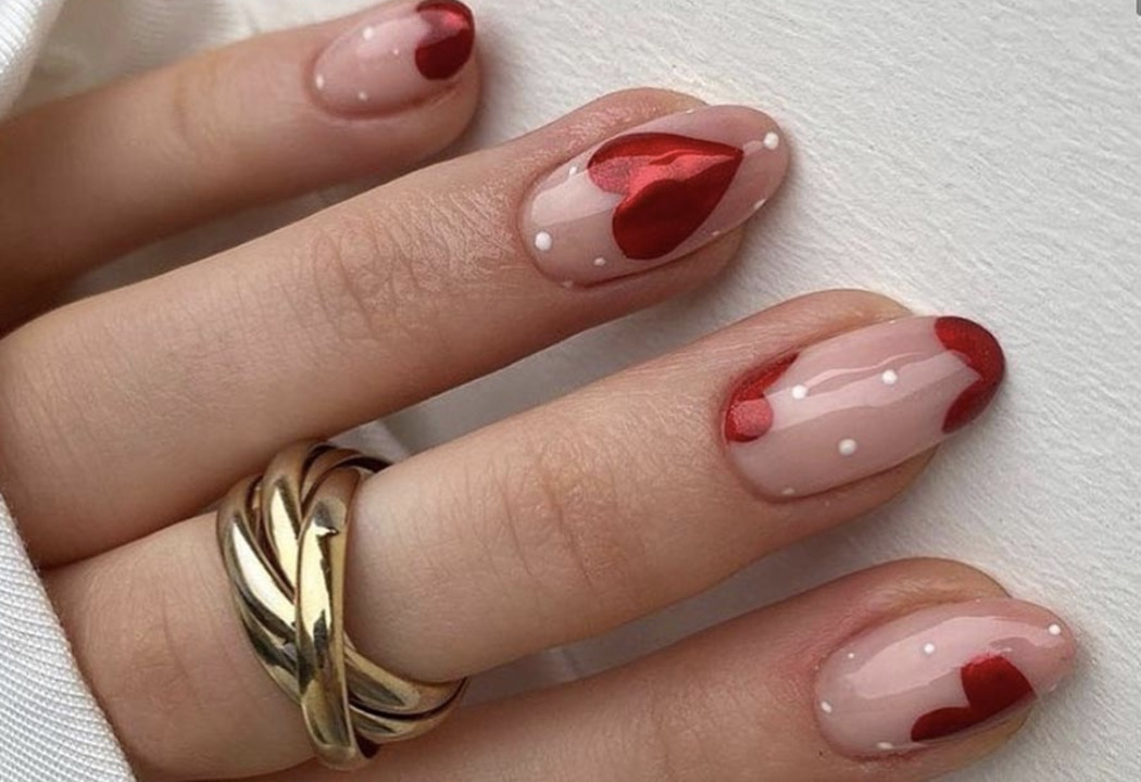 12 Valentine's Day Nail Art Ideas, Based on Your Zodiac Sign