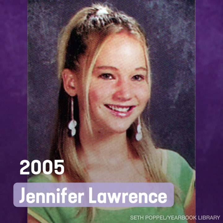 Celebrity Yearbook Photos of Your Favorite Stars