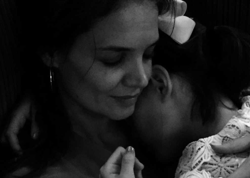 Katie Holmes Shared a Rare Photo of Daughter Suri for Her 15th Birthday