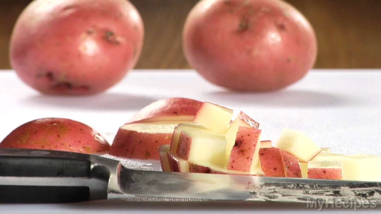 How to Slice a Potato