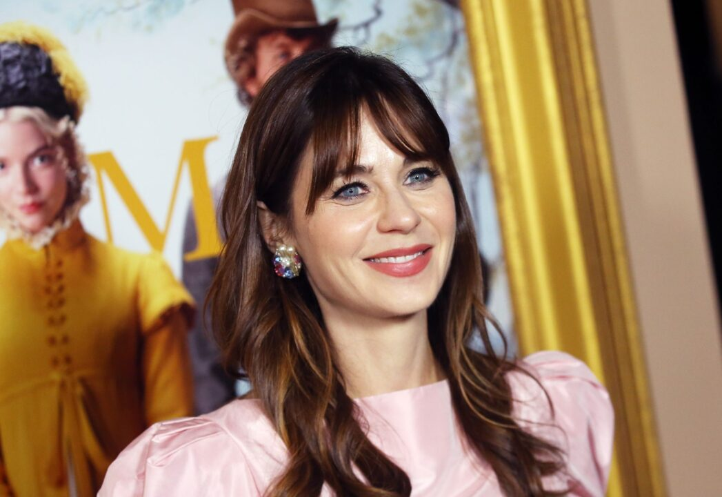 Zooey Deschanel Told Drew Barrymore Her Daughter's Life Goal—and LOL, Same