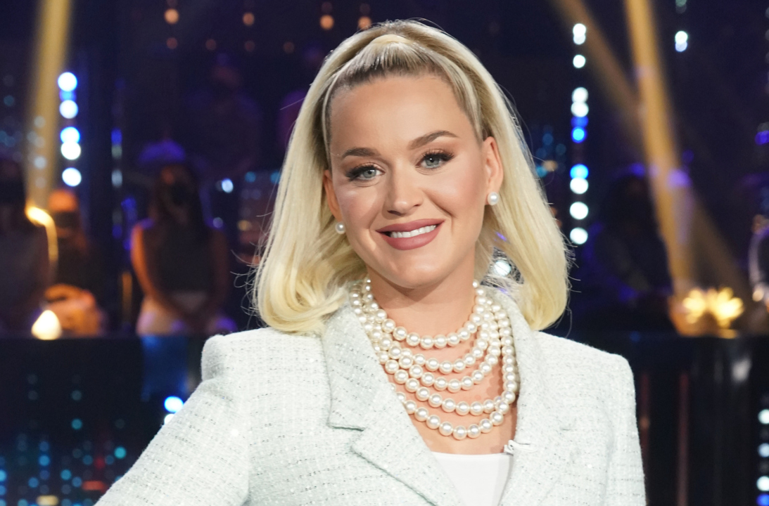Katy Perry Is Almost Unrecognizable In Her Throwback Mother's Day Post