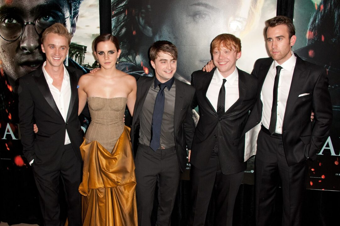 The Cast of 'Harry Potter' Reunited 19 Years After the First Film Premiered