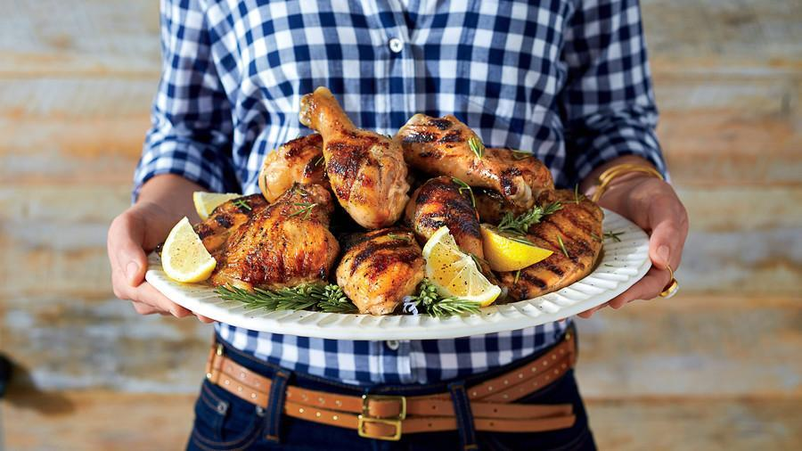 Here are our Favorite Ways With Grilled Chicken