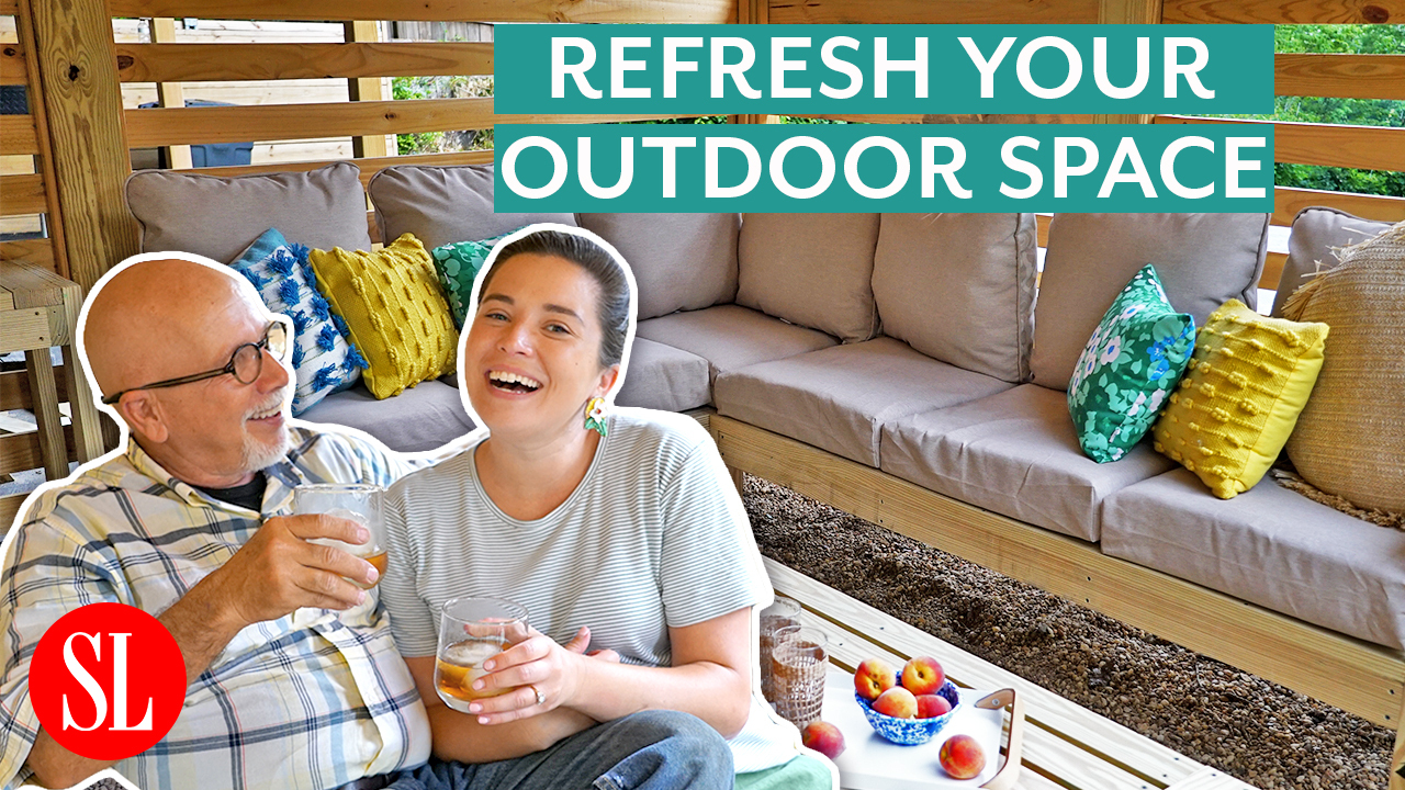 Easily Customize Your Outdoor Space