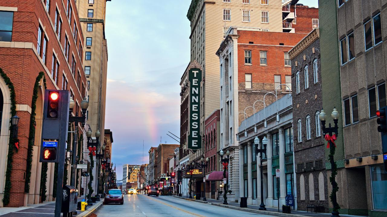 Check Out The South's Best College Towns