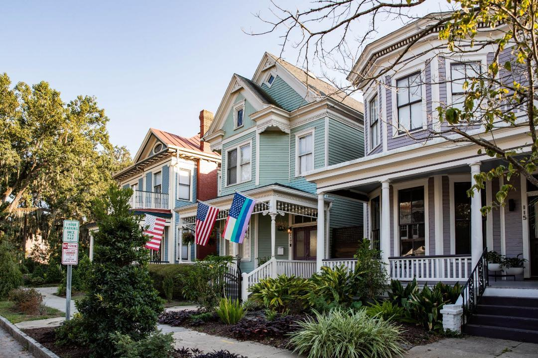 Check Out The South's Best Neighborhoods