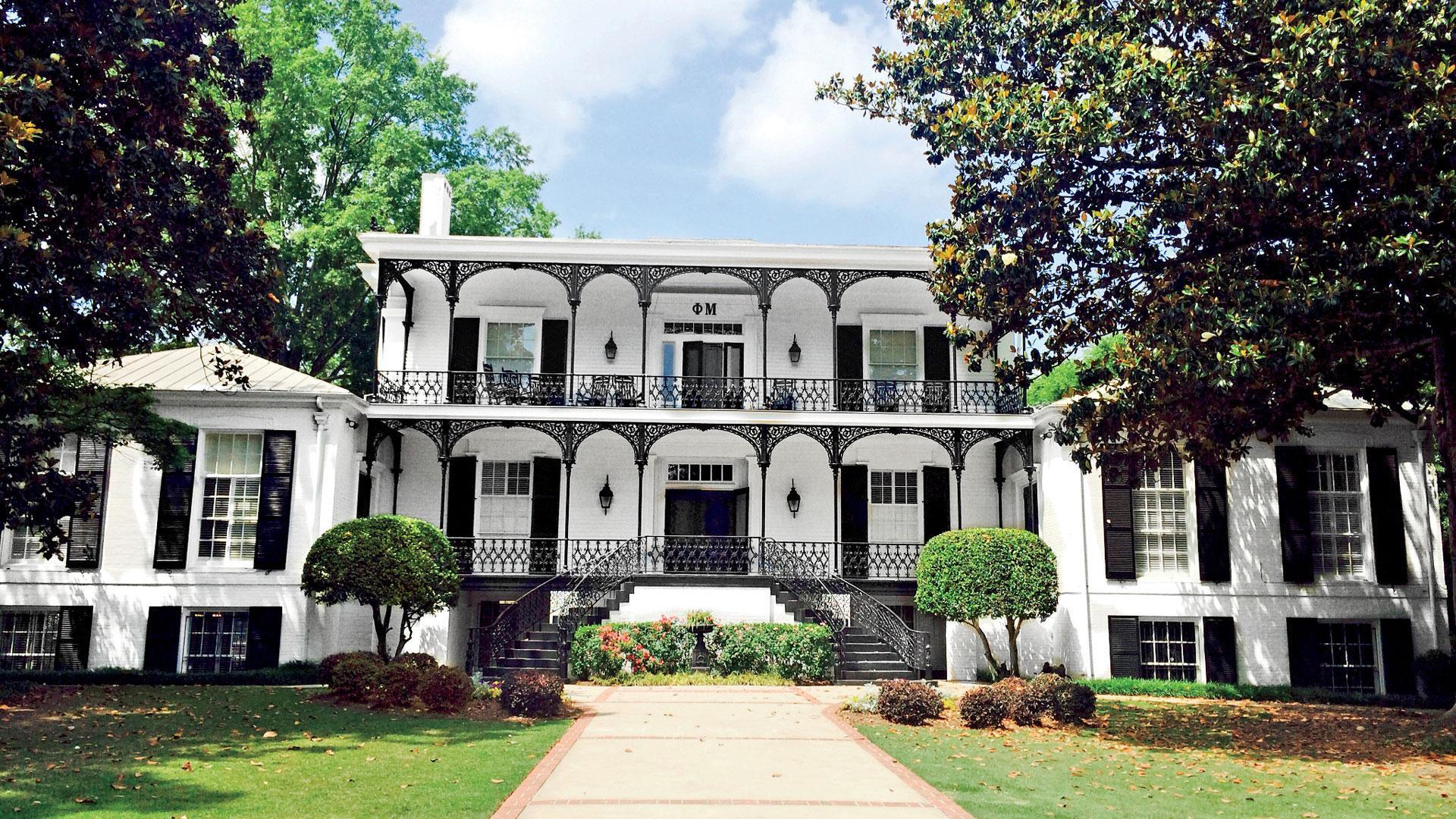 You've Never Seen Sorority Houses Like These Before