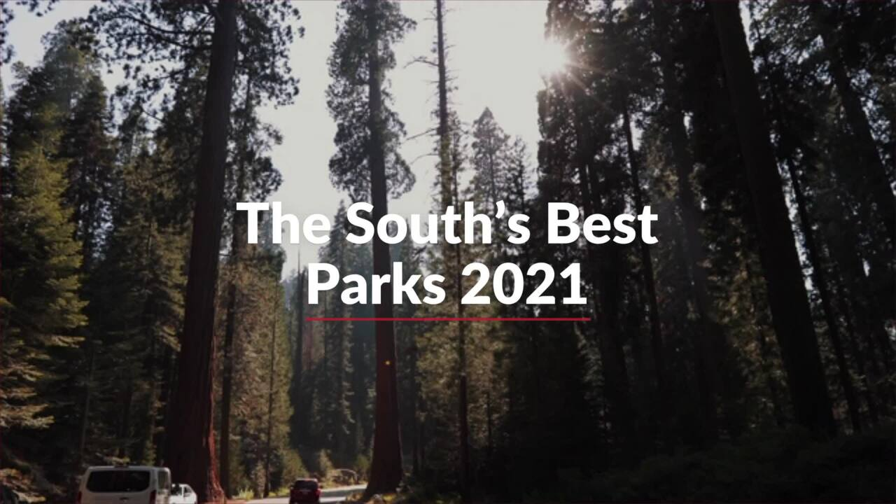 The South's Best Parks