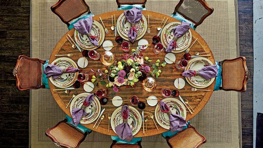 23 Thanksgiving Table Ideas for a Festive Holiday Dinner