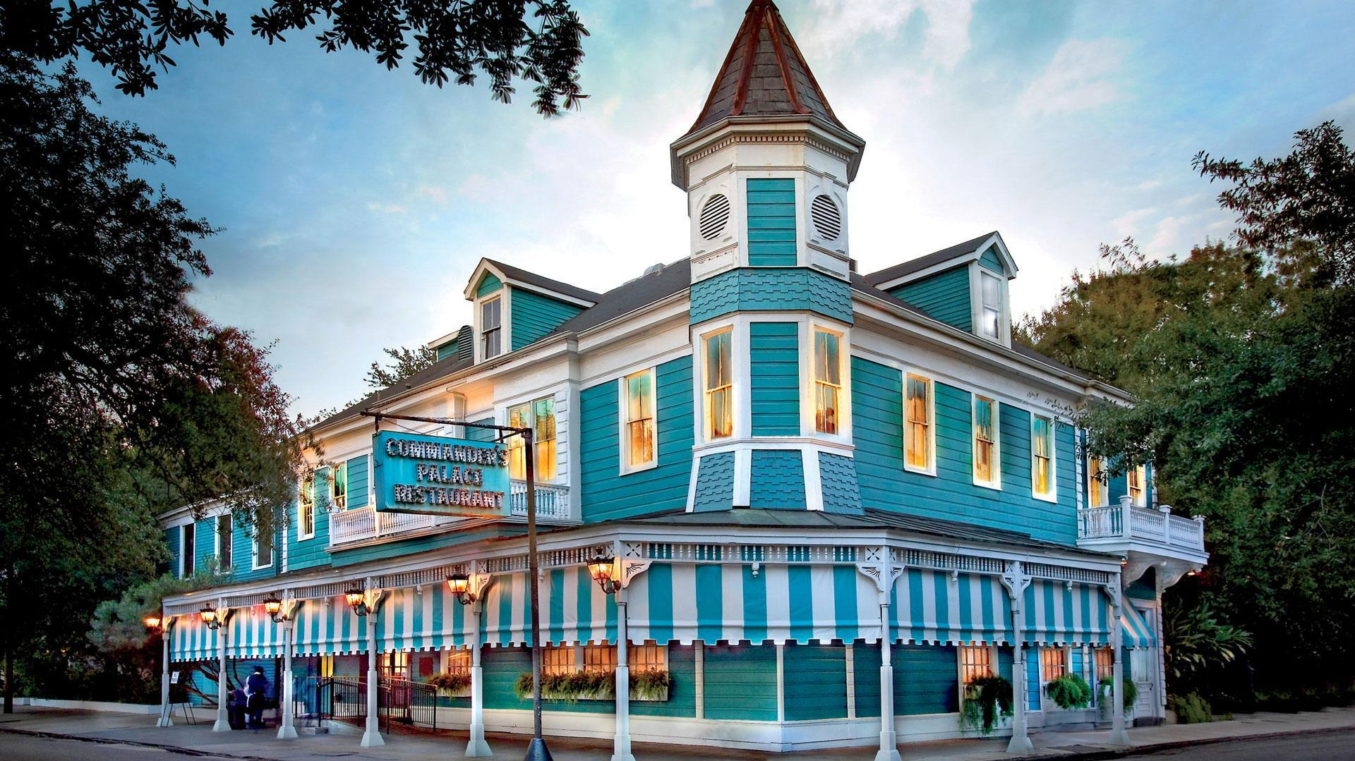 The South's Best Restaurant: Commander's Palace