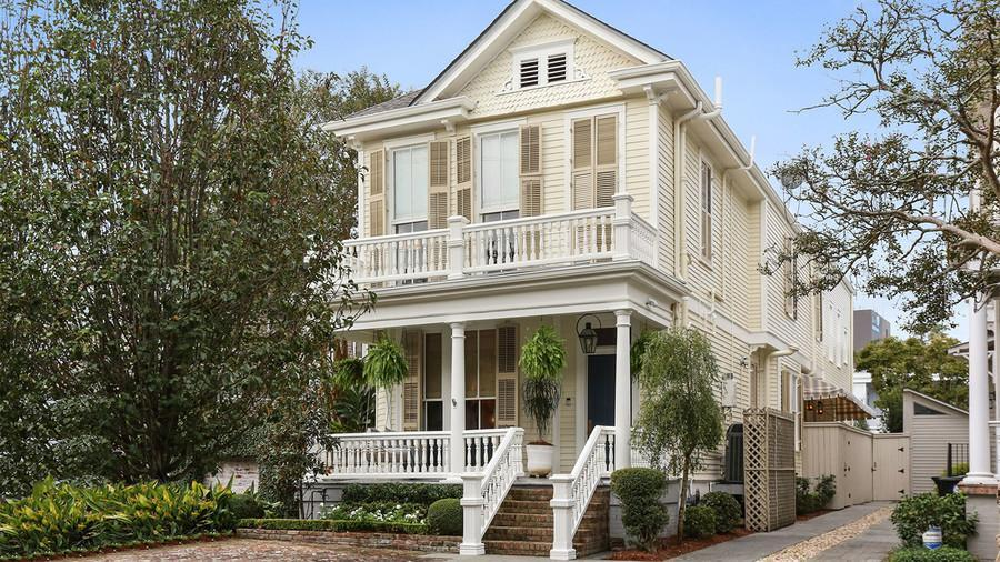 This 115-Year-Old New Orleans Victorian Has Vintage Charm to Spare