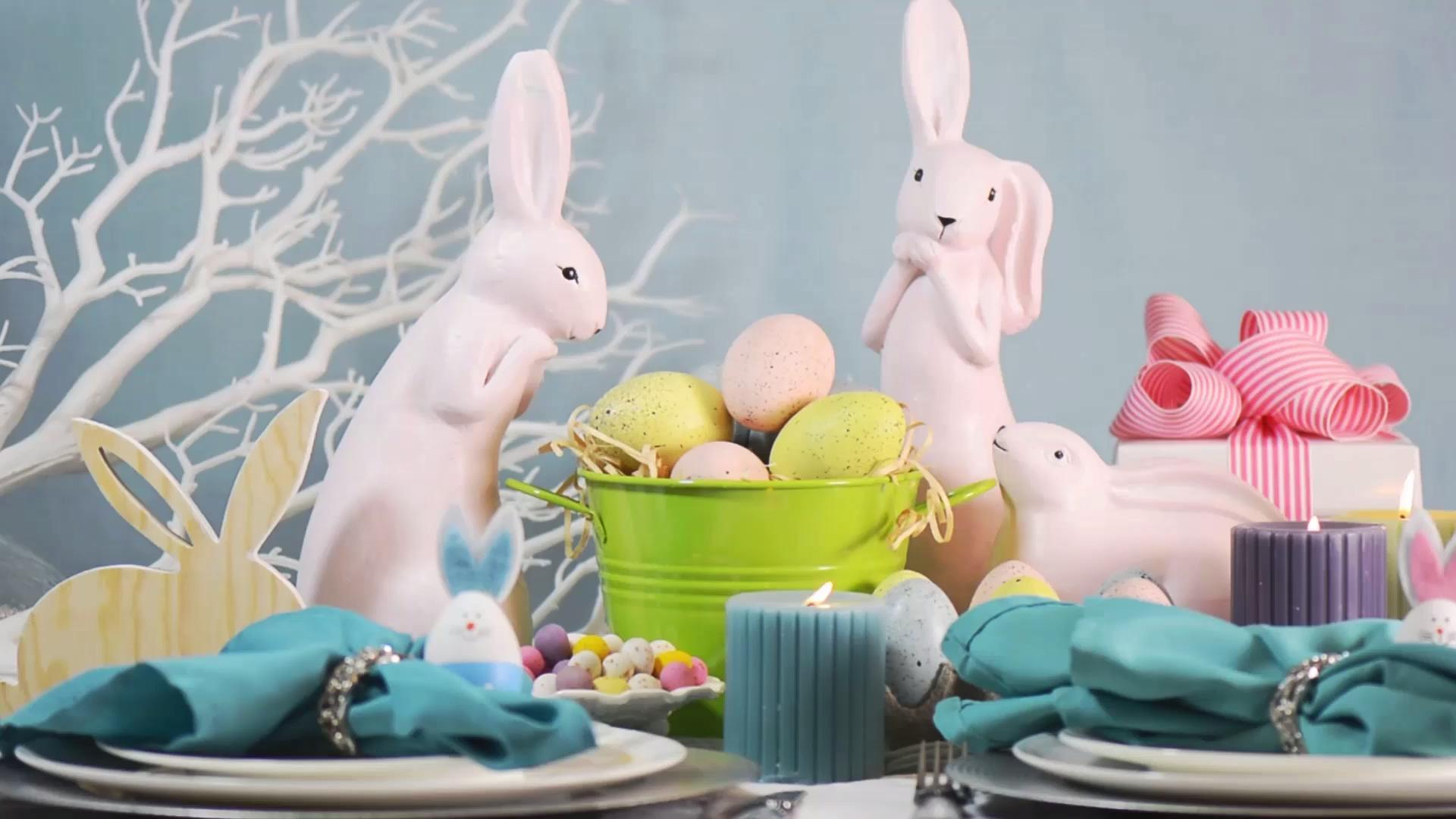 China Patterns That'll Bring Joy to Your Easter Table