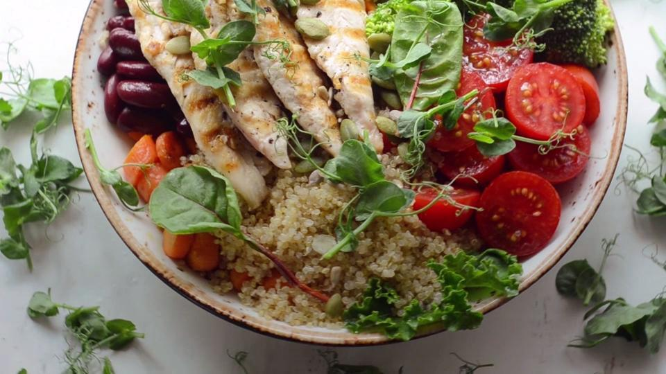 Meal Inspiration in a Bowl