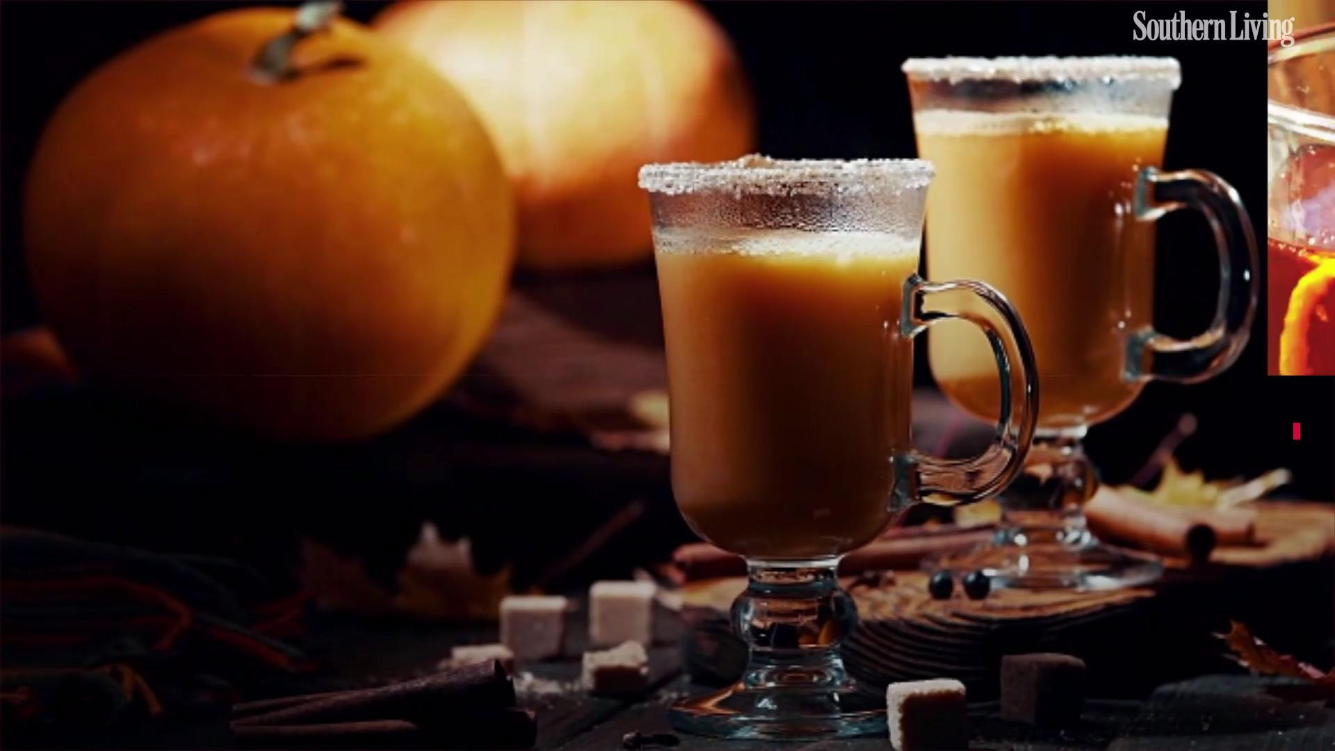 Add These Delicious Cocktails to Your Thanksgiving Drink Menu