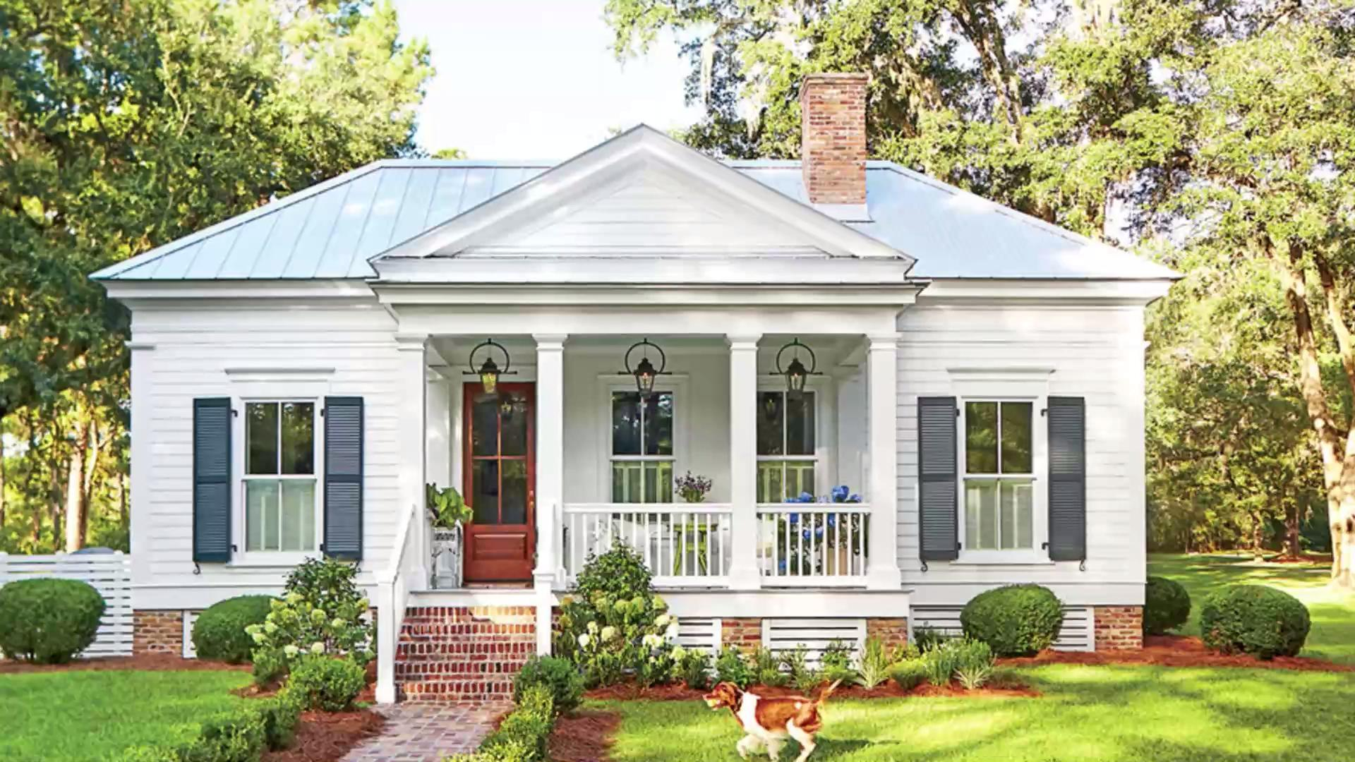 This Small Space Still Has Major Southern Charm