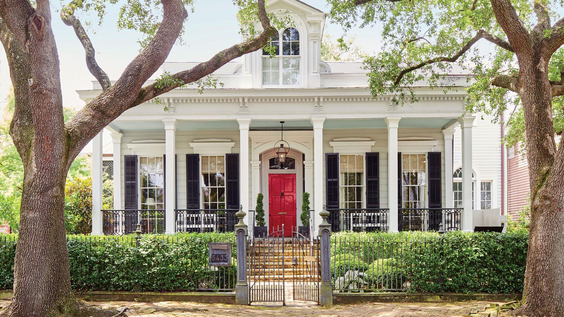 Tour This New Orleans 1850s Masterpiece