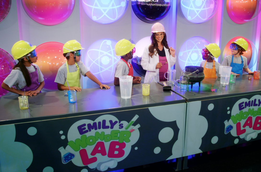 Emily Calandrelli is Inspiring a New Generation of Science and Space Enthusiasts