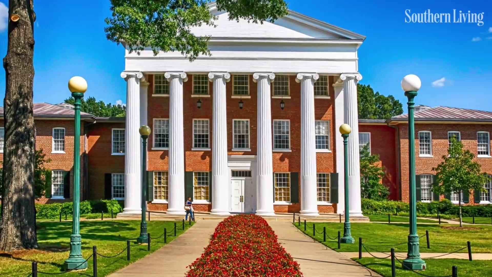These Southern Schools have Beauty and Brains