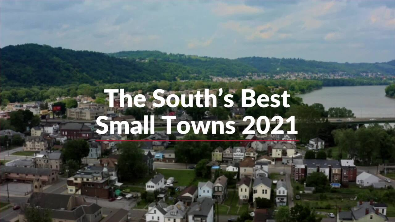 The South's Best Small Towns