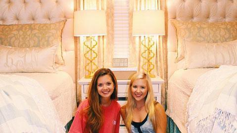 Check Out This Amazing Ole Miss Dorm Room