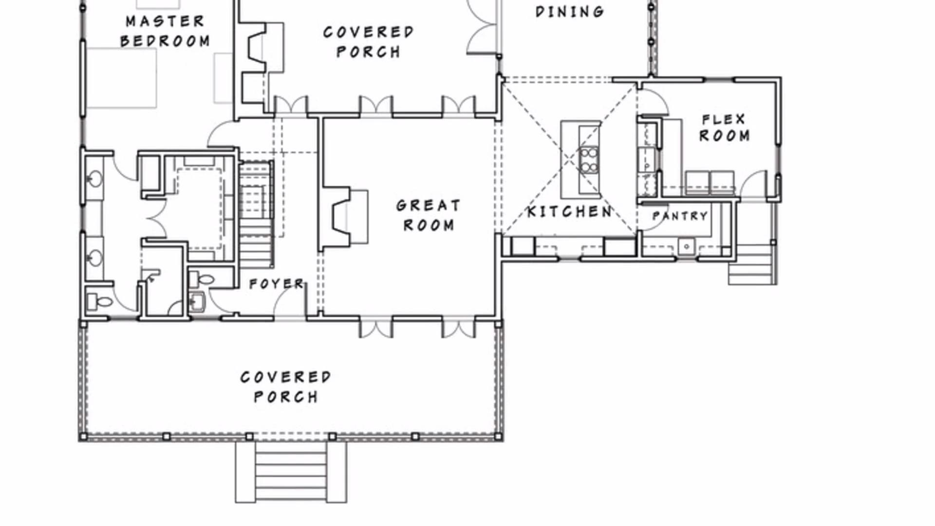 There are Some Drawbacks to Open Floor Plans