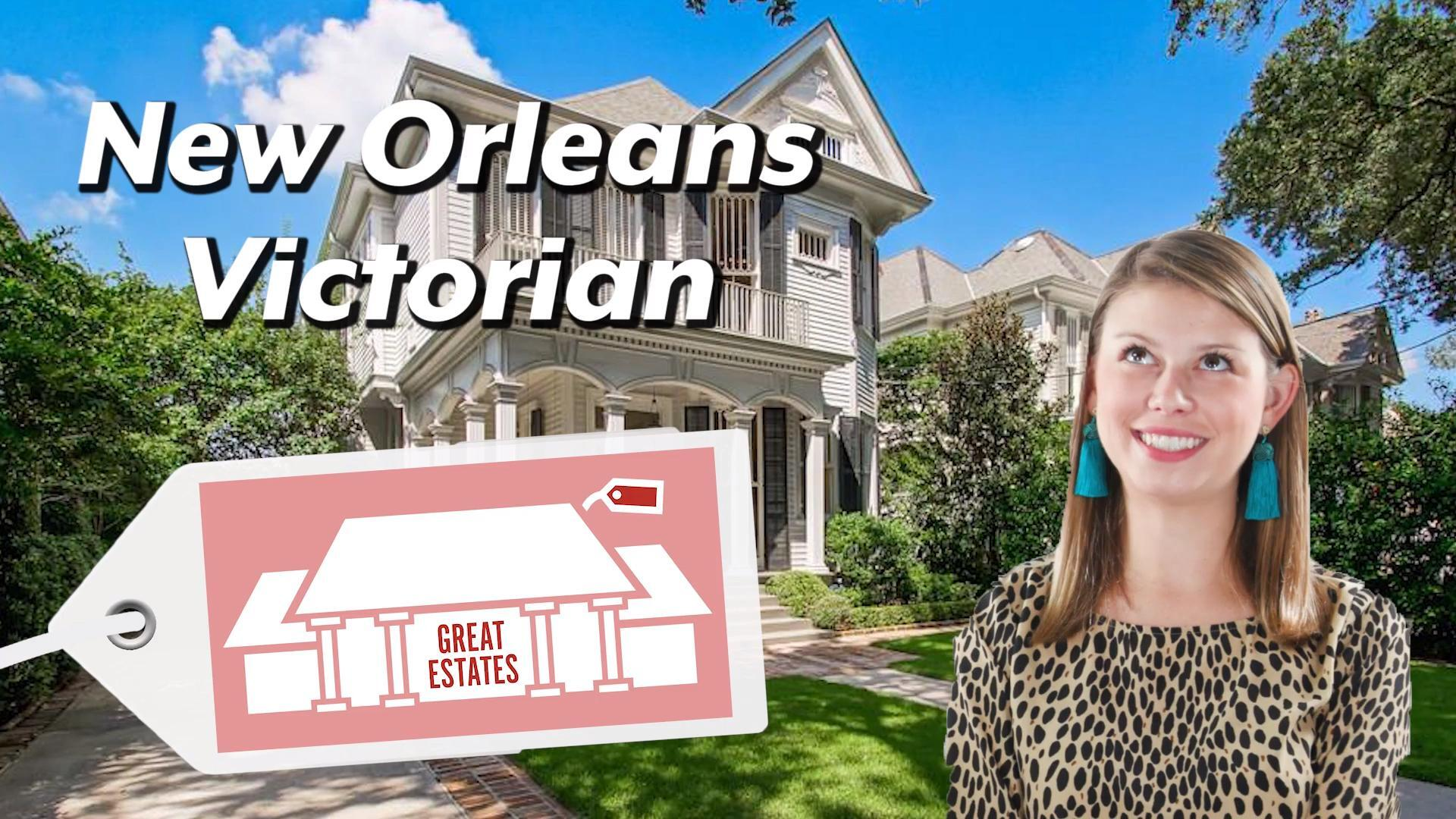This Gorgeous Victorian Home in Uptown New Orleans Is on the Market for $1.95 Million