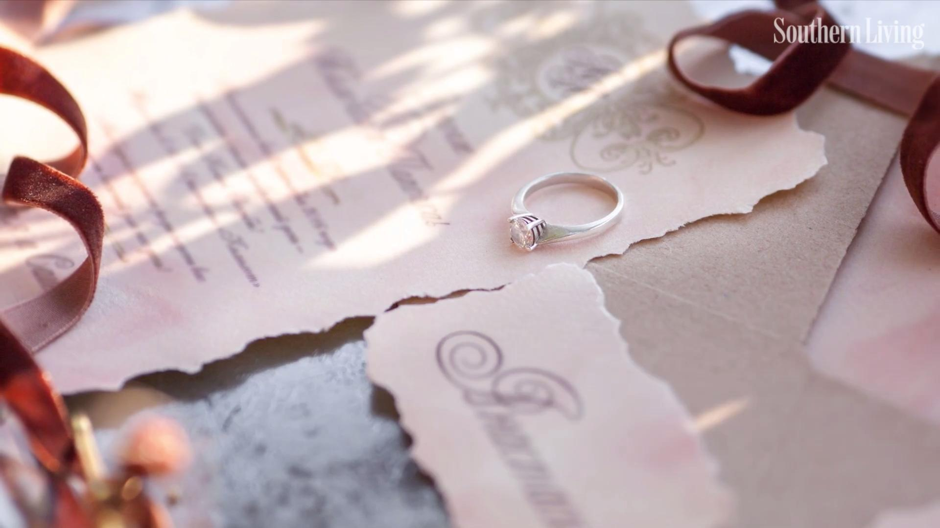When it Comes to Wedding Invitations, Let These Moving Quotes do the Talking