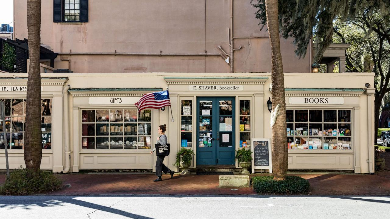 Check Out the South's Best Bookstores