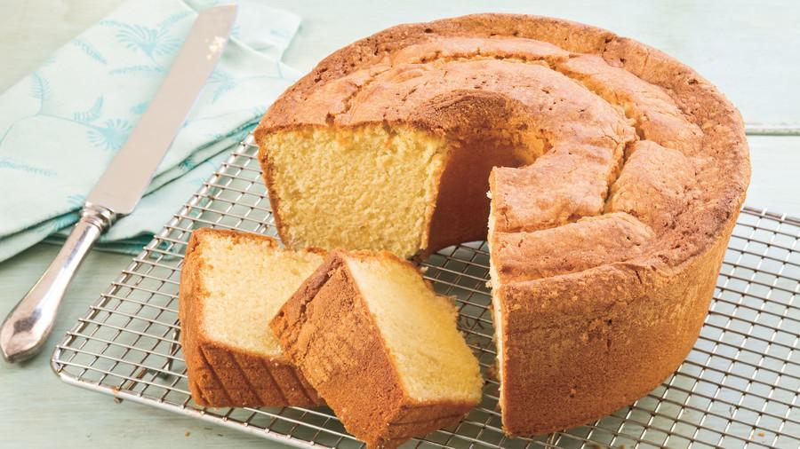 Want to Make a Perfect Pound Cake? Watch This First.