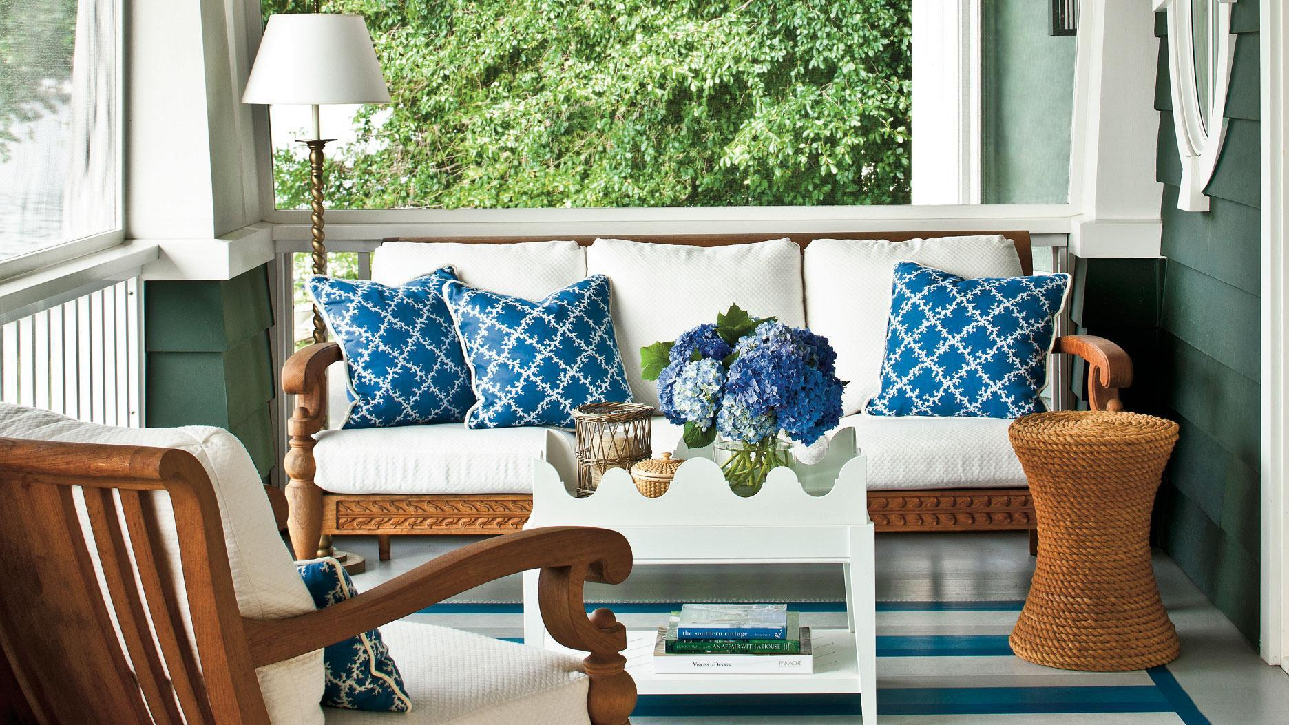 5 Southern Front Porch Musts