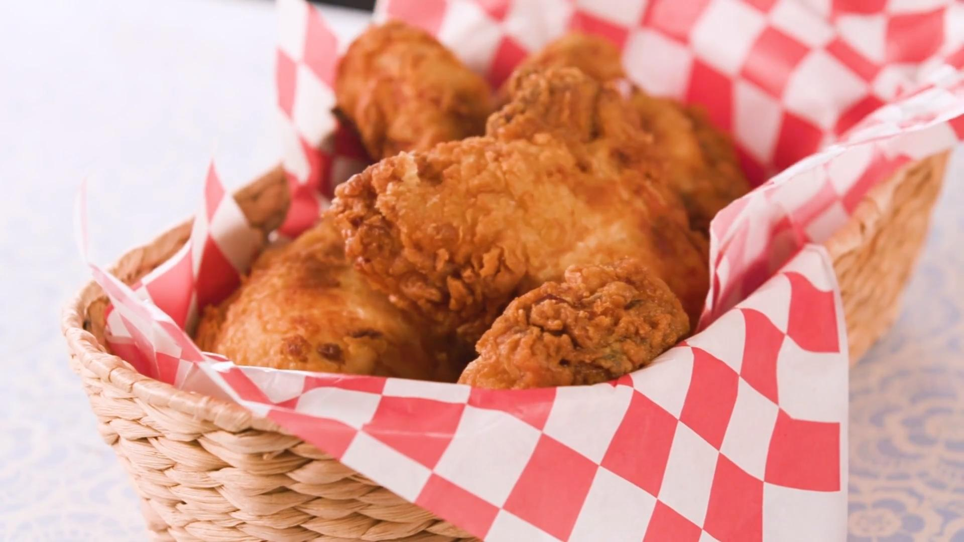 How To Make Mama's Fried Chicken