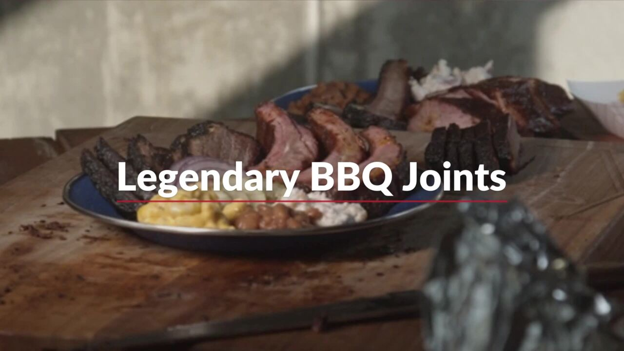 The South's Most Legendary BBQ Joints