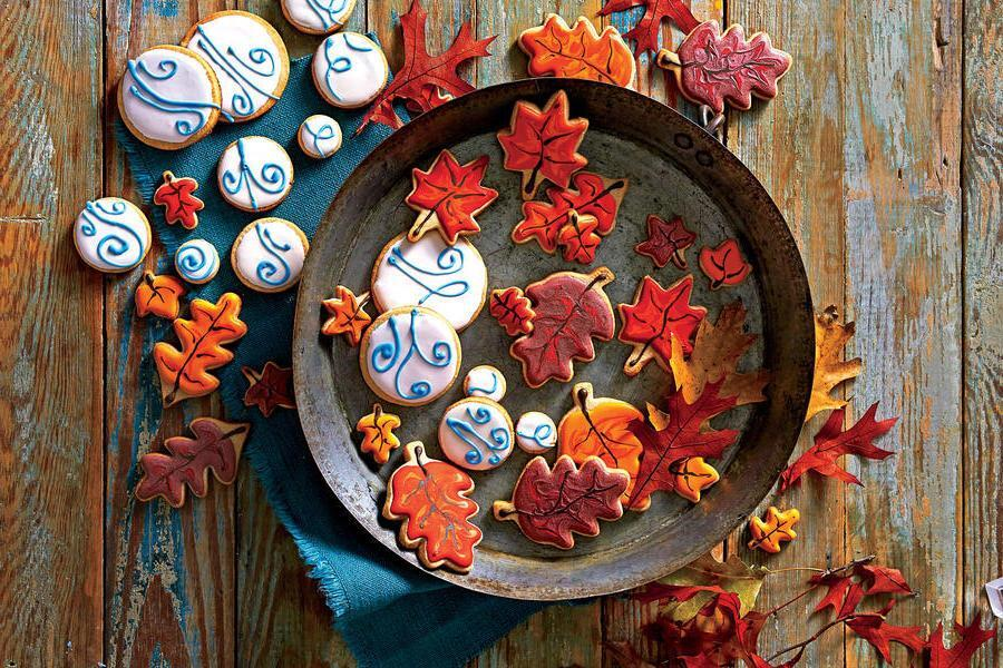 WATCH: Fall Baking Cookies and Bars