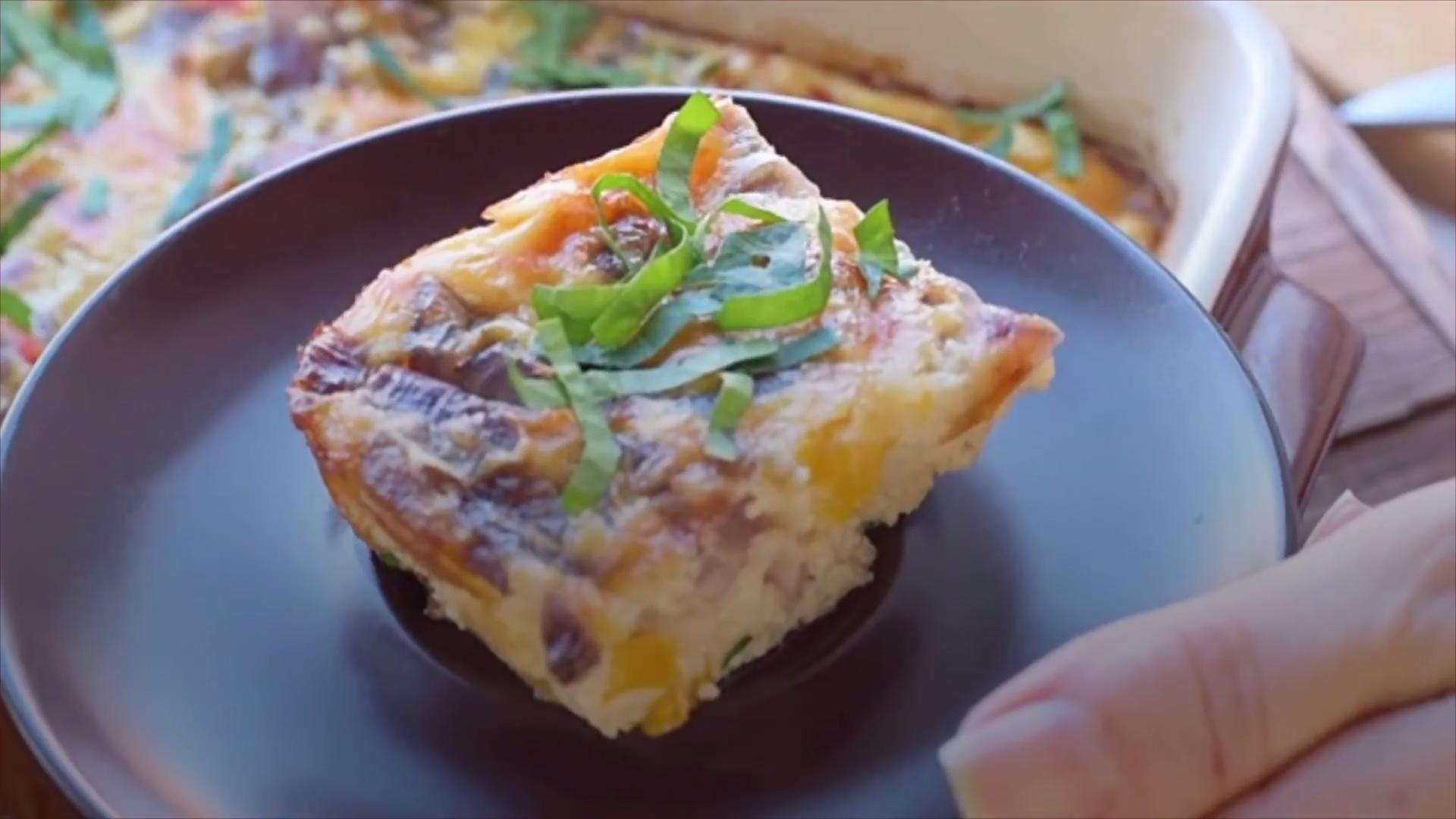 Nothing Compares to the Ease of a Breakfast Casserole