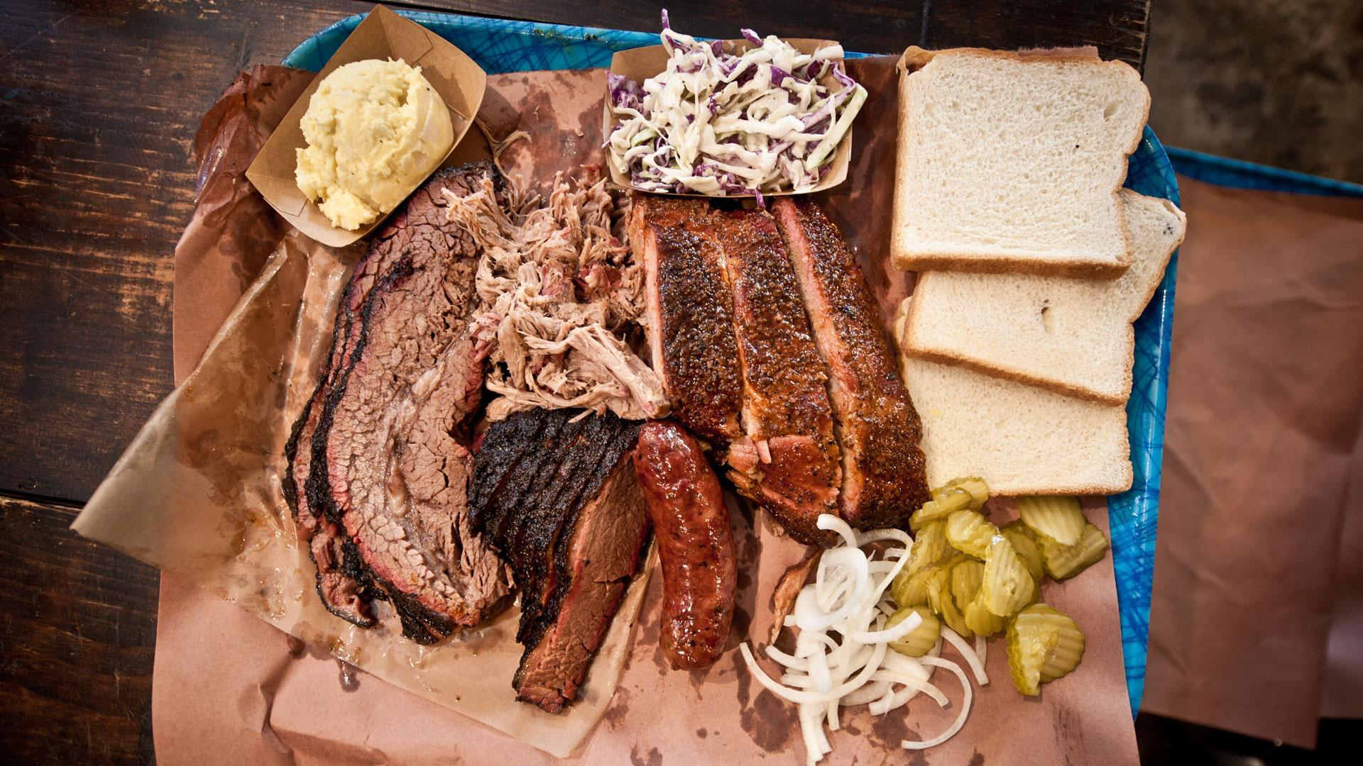 The South's 10 Best Barbecue Joints
