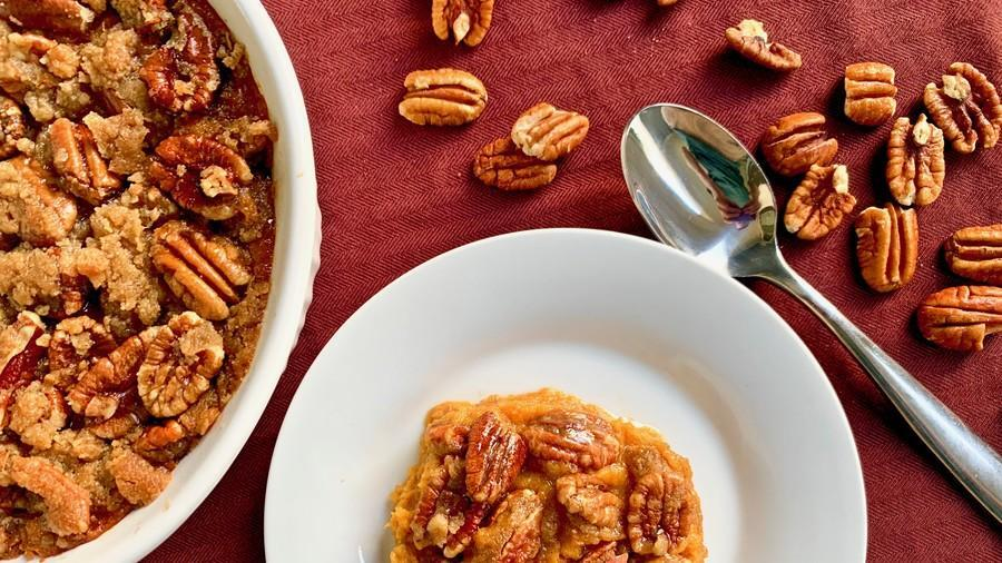 Impress at the Dinner Party With These Scrumptious Pecan Desserts