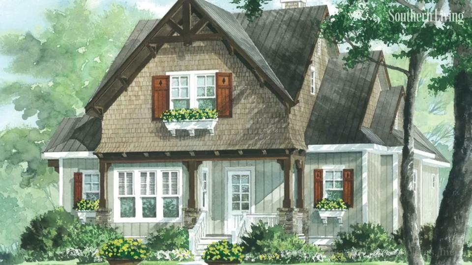 These House Plans Offer Small Cottage Appeal