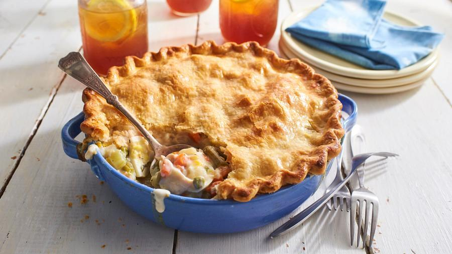 These Sunday Dinners With Chicken are Easy as Pot Pie