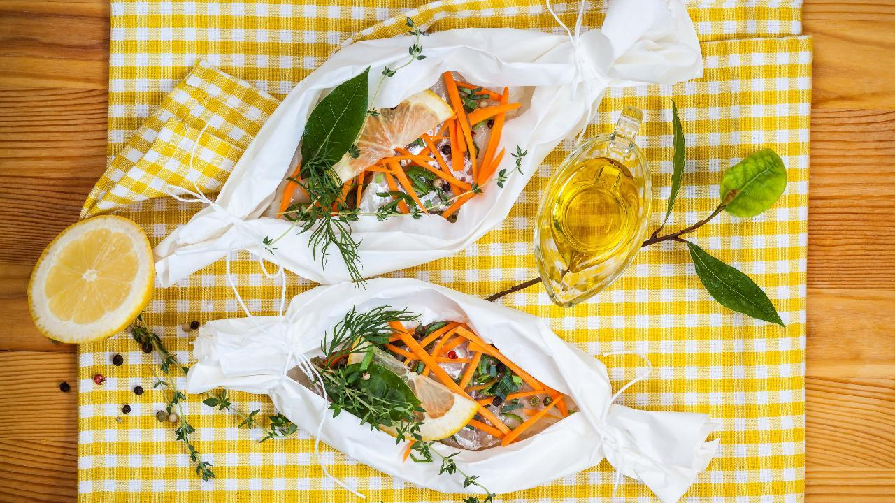 These Parchment Packet Meals are Surprisingly Simple