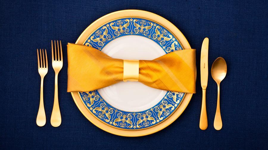 Different Napkin Folds That'll Instantly Dress Up Your Table Settings By Maggie Burch