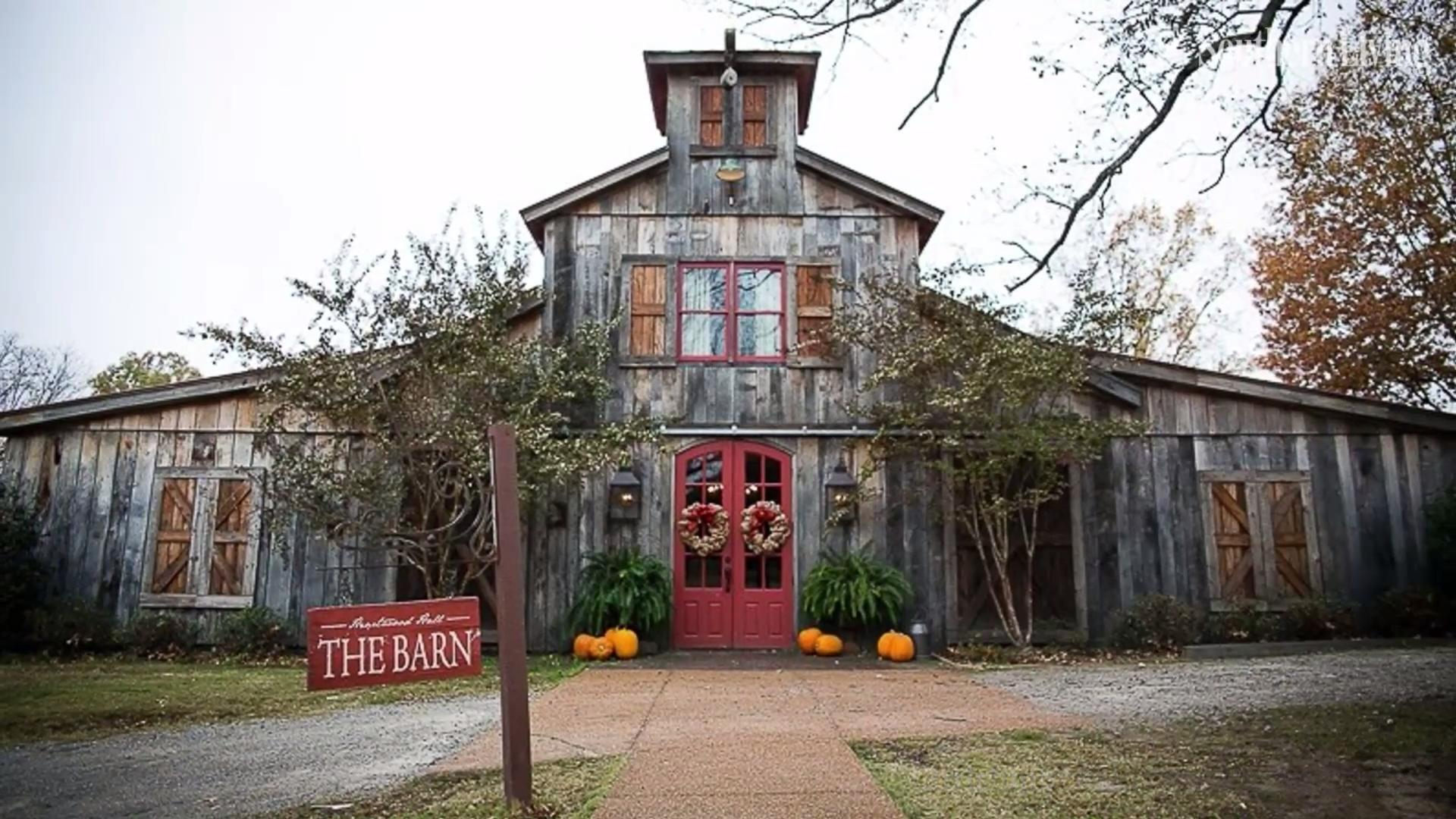Seeking the Perfect Rustic Wedding Venue? You Might Fall in Love With These Barns
