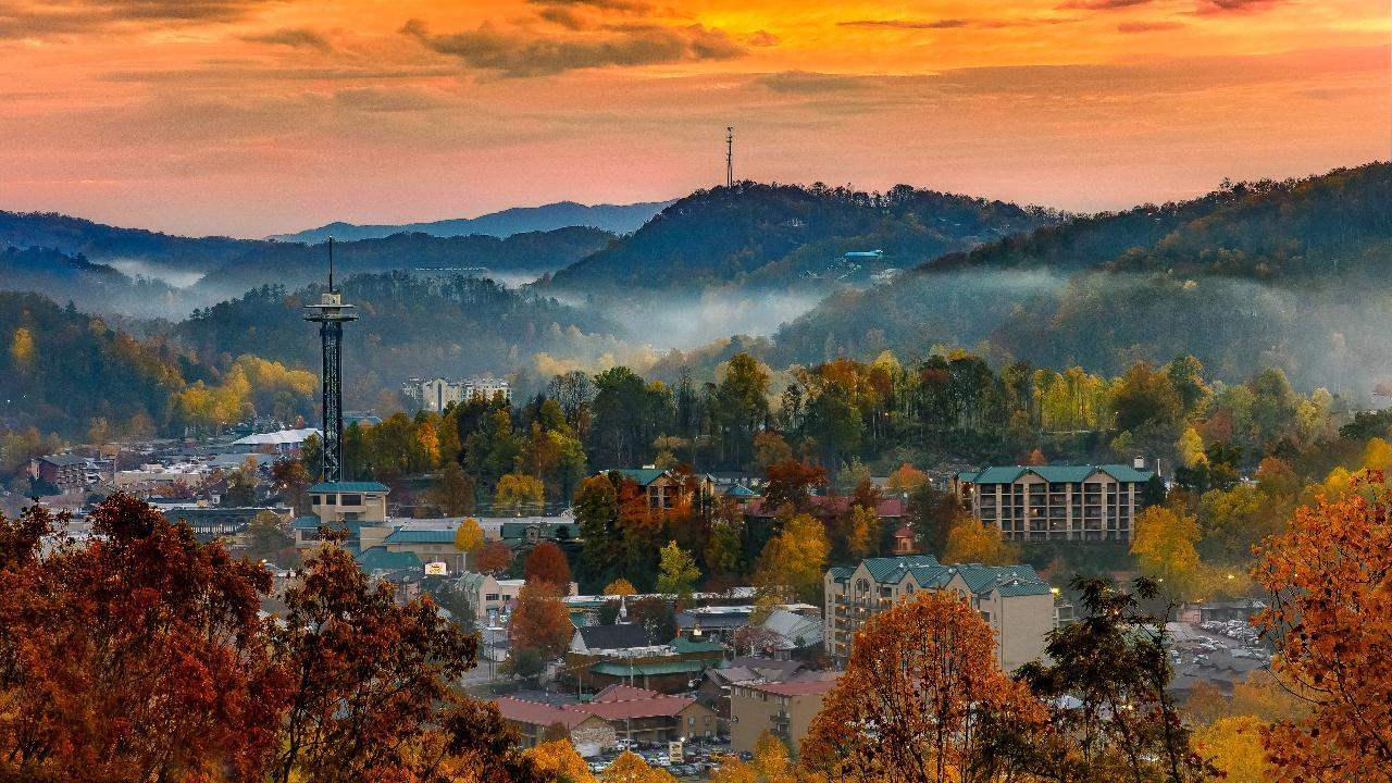 Check Out The South's Best Mountain Towns