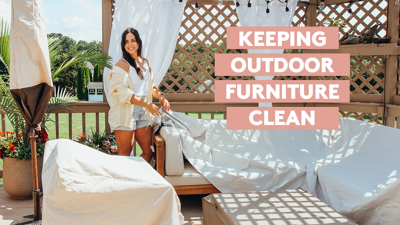 These Products Will Absolutely SAVE Your Outdoor Furniture | Simply | Real Simple