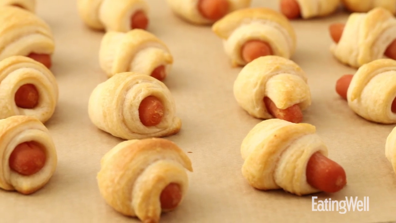 Carrot Dog Pigs in a Blanket