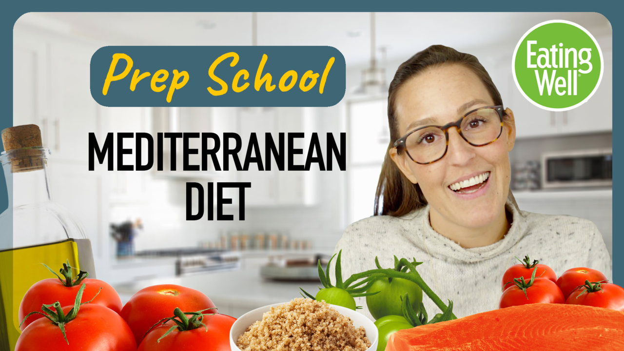 Watch: How to Stock Your Kitchen for the Mediterranean Diet