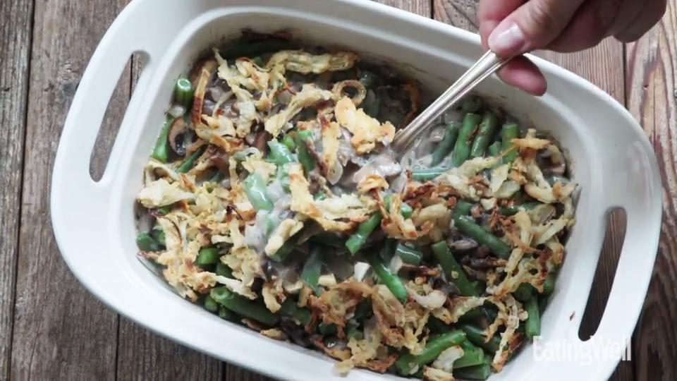 Gluten-Free Green Bean Casserole Devon O'Brien